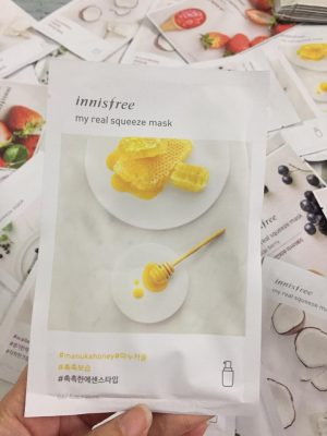 hình ảnh Innisfree My Real Squeeze Mask