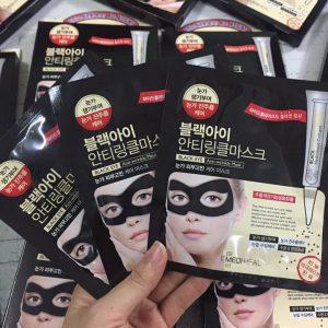 hình ảnh Mặt nạ Mediheal Black Eye Anti Wrinkle Mask