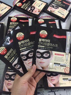Mặt nạ Mediheal Black Eye Anti Wrinkle Mask
