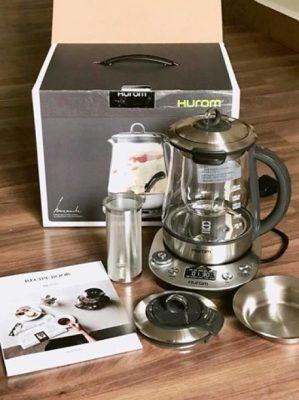 lý do nên sử dụng máy pha trà hurom