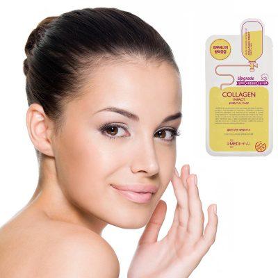 mặt nạ collagen