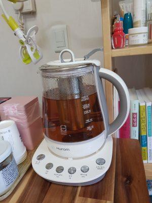 hình ảnh Máy pha trà Hurom Tea Master TM-B01FWH