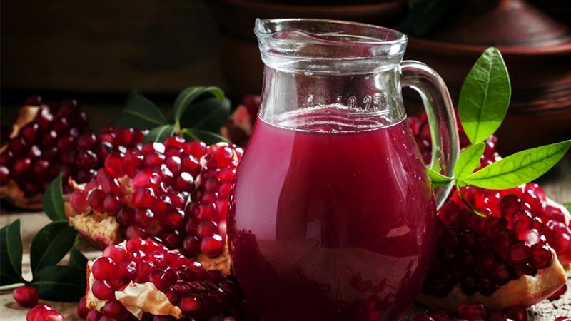 công thức làm nước ép trái cây