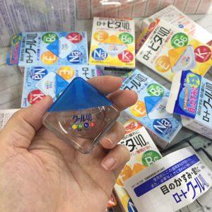 hình ảnh Thuốc nhỏ mắt ROHTO made in Japan