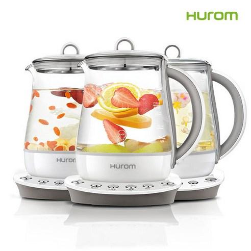 hình ảnh của Máy pha trà Hurom Tea Master TM-B01FWH