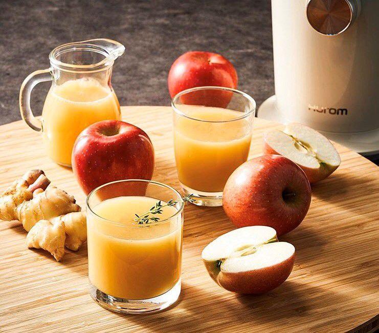 công dụng của nước ép trái cây