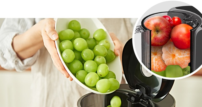 máy ép trái cây hurom