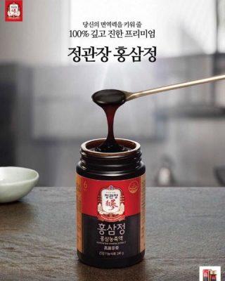 Cao Hồng Sâm Chính Phủ KGC Hàn Quốc