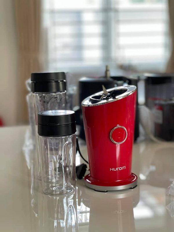 Máy Xay Sinh Tố Hurom Mini Blender